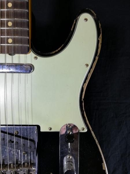Fender 63 Telecaster heavy relic 2017 usata 2