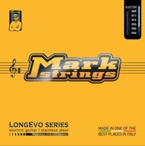 Dv Mark Muta per Chitarra Elettrica Longevo Steel Medium Light 09-46