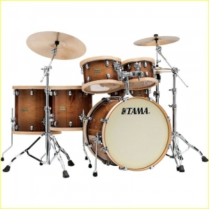 TAMA LMP52RTLS-GSE BATTERIA ACUSTICA SOUND LAB PROJECT STUDIO MAPLE EX-DEMO