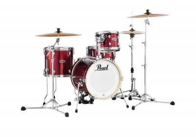 PEARL MDT764P/C704 SHELL PACK BLACK CHERRY GLITTER