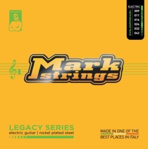 Dv Mark Muta per Chitarra Elettrica Light Legacy Nickel Plated Steel 09-42
