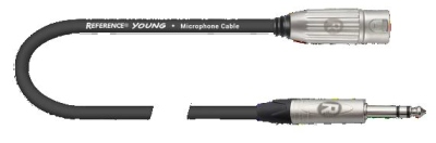 REFERENCE YOUNG CAVO JACK XLR 2,5 MT