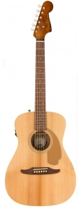 Fender Malibu Player Natural Chitarra Acustica Elettrificata