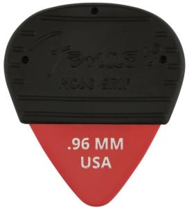 Fender Mojo Grip Picks Dura Tone Delrin .96 3-Pack