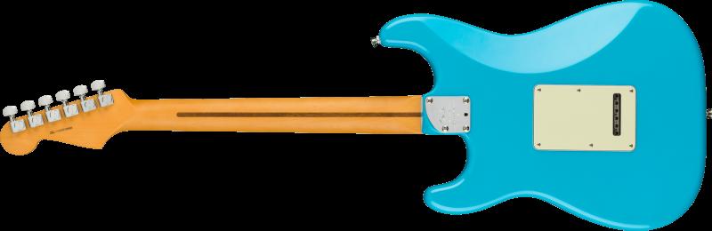 Fender American Professional Ii Stratocaster Maple Miami Blue 0
