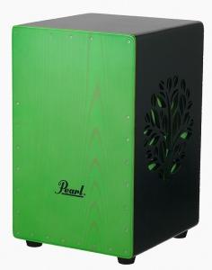 Pearl Pbc53D536 3D Cajon Green Tree