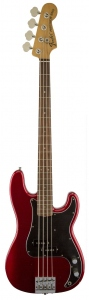 FENDER NATE MENDEL PRECISION BASS CANDY APPLE RED