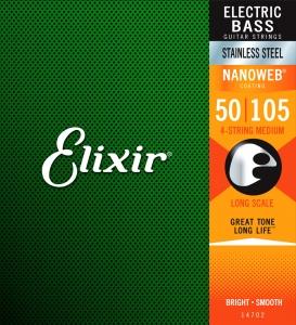 Elixir Muta Basso 14702 Medium 50-105
