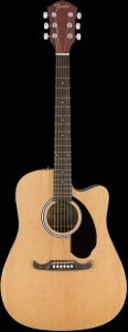FENDER FA125CE DREADNOUGHT NATURAL
