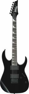 Ibanez Grg121Dx-Bkf Chitarra Elettrica Black Flat