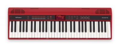 Roland Go Keys Tastiera Dinamica 61 Tasti Rossa