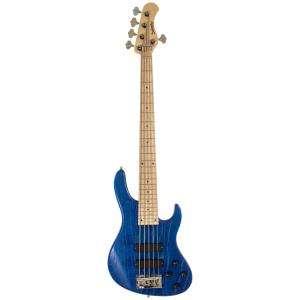 Sadowsky Metroline Bass 5 24 Modern Ocean Blue Satin