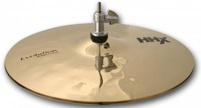 Sabian Piatto Hhx 11302Xeb Evolution Hi Hat 13'