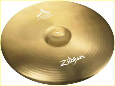 ZILDJIAN A CUSTOM 25TH ANNIVERSARY RIDE 23' LIMITED EDITION