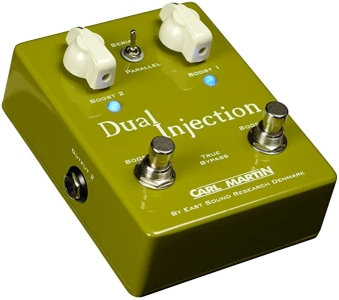 Carl Martin Dual Injection Pedale Effetto