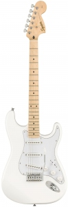 Squier Affinity Stratocaster Olympic White