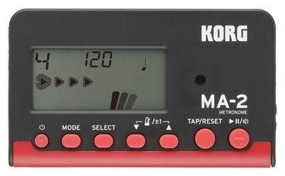 KORG MA2BKRD METRONOMO DIGITALE