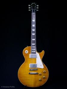 Gibson Les Paul collector's choice CC#13 1959 M.Aged usata