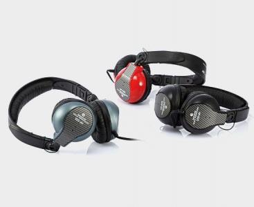 JTS HP525 CUFFIA DJ NERA