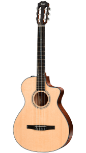 Taylor 312Ce-N Grand Concert Chitarra Classica