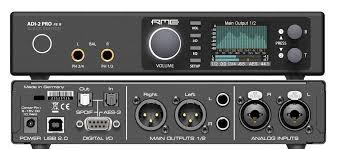 RME PRO LINE MRC Multi Remote Control