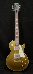Gibson 1957 Les Paul Gold Top Darkback Reissue Vos
