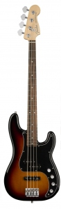 FENDER AMERICAN ELITE PRECISION BASS 3 COLOR SUNBURST