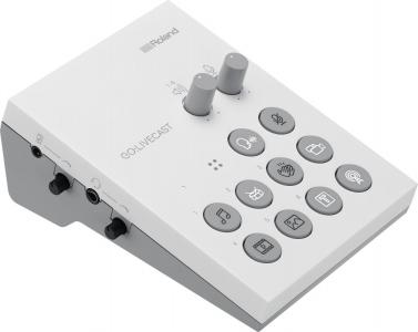 Roland Go Livecast Live Streaming Audio E Video