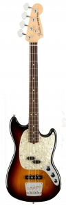Fender American Performer Mustang Bass 3 Color Sunburst