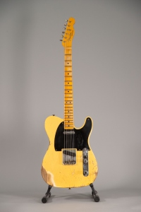 Fender custom shop 70th Broadcaster usata