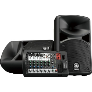 Yamaha Stagepas 400Bt Sistema Pa Portatile 400 Watt Con Bluetooth