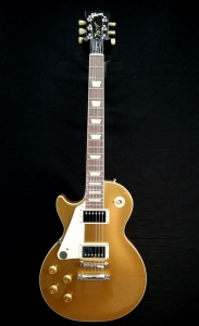 Gibson Les Paul Standard 50S Gold Top Left Handed Mancina
