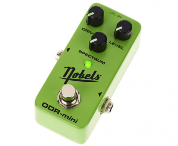 Nobels Odr-Mini Natural Overdrive Per Chitarra
