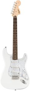Squier Fsr Affinity Series Stratocaster Artic White