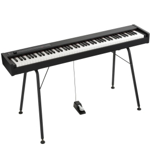 KORG D1 BLACK PIANOFORTE DIGITALE