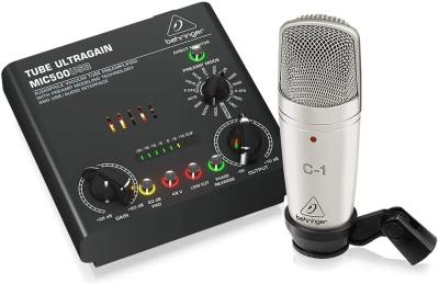 Behringer Voice Studio Bundle