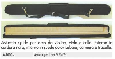 DOMUS MUSICA ASTUCCIO PER ARCO VIOLINO VIOLA E CELLO