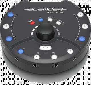 Tc Helicon Blender Mixer 12 Canali Portatile Con Interfaccia Usb