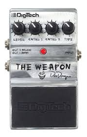 Digitech xas DONEGAN THE WEAPON  ex demo