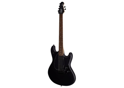 Sterling by Music Man StingRay Guitar Stealth Black
