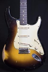 Fender 62 Stratocaster Relic masterbuilt John Cruz 2016 usata