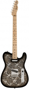 FENDER LIMITED EDITION MADE IN JAPAN TELECASTER BLACK PAISLEY