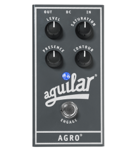 AGUILAR AGRO BASS OVERDRIVE USATO