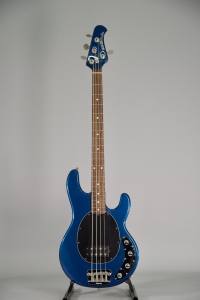 Music Man Stingray Blue Pearl 4 Usato
