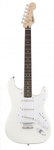 SQUIER BULLET STRATOCASTER HARDTAIL ARTIC WHITE