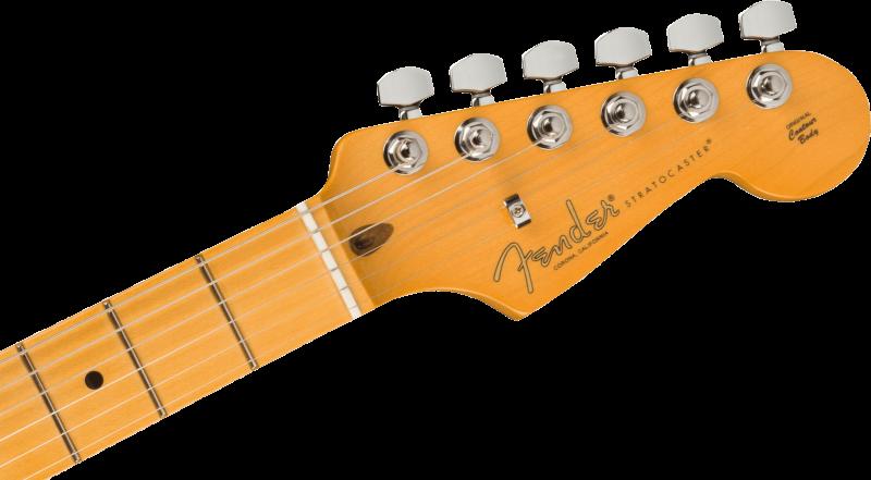 Fender American Professional Ii Stratocaster Maple Miami Blue 3