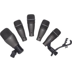 Samson Dk705 Kit Microfoni Batteria 5Pz