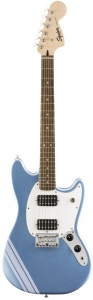 SQUIER FSR BULLET MUSTANG COMPETITION LAKE PLACID BLUE CHITARRA ELETTRICA