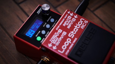 BOSS RC-5 PEDALE EFFETTO LOOP STATION
