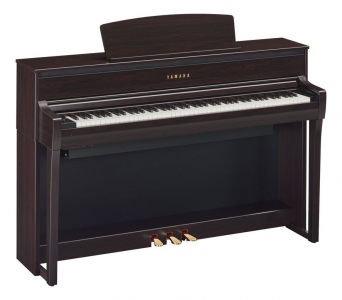 Yamaha Clp675R Pianoforte Digitale 88 Tasti